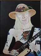 Ken Zabel - Johnny Winter.Mean town...