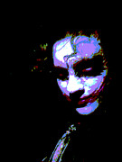 Celebrities Digital Art - Joker 4 by Alys Caviness-Gober