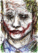 Ledger; Book Originals - Joker - Interrogation by Rachel Scott