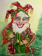 Twinkle Originals - Jolly Elf by Ann Whitfield
