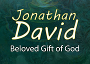 Kids Art - Jonathan David - Beloved Gift of God by Christopher Gaston