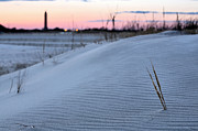 Sand Dunes Metal Prints - Jones Beach Long Island Metal Print by JC Findley