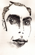 Celebrities Mixed Media - Jonsi Birgisson by Mark M  Mellon