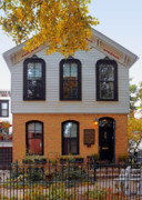 Townhouses Photos - Joseph J OConnell House Chicago by Christine Till
