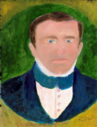 Lds Painting Originals - Joseph Smith the Prophet 6 by Richard W Linford