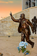 Hall Of Fame Prints - Joseph Vincent Paterno Print by Gallery Three