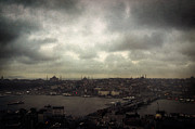 Poetic Posters - jour de pluie a Istanbul I Poster by Taylan Soyturk