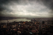 Topkapi Prints - jour de pluie a Istanbul III Print by Taylan Soyturk