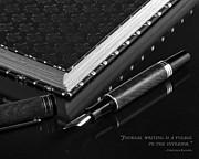 Jeff Burton - Journal Writing
