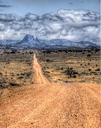 Dirt Roads Photos - Journey by Roch Hart