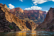 Sandstone Canyons Photos - Journey through the Grand Canyon by Inge Johnsson