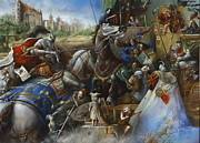 Oleg  Osipoff - Joust.The end of...