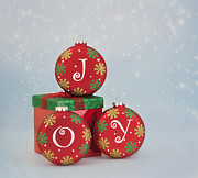 Christmas Cards Photos - Joy by Kim Hojnacki