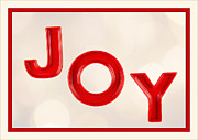 Letter J Prints - Joy Print by Vizual Studio