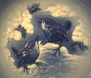 Patricia Taylor - Joyful Holiday Birds