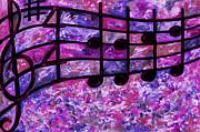 Julie Turner - Joyful - Violet
