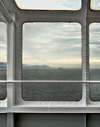 Boast Prints - Juan de Fuca Strait Print by Gregory Dyer