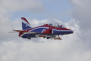 Raf Prints - Jubilee Hawk Print by Pat Speirs