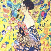 The Kiss Metal Prints - Judith 2 by Gustav Klimt Metal Print by Pg Reproductions