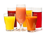 Vitamin Photos - Juices by Elena Elisseeva