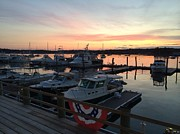 Lois Lepisto - July 4 Boothbay Harbor...