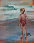 Susan Bradbury - Jumping Waves