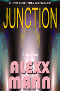 Book Jacket Design Art - Junction by Mike Nellums