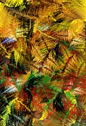 Botanical Fantasy Series - Jungle by David Lane
