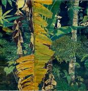 Realistic Mixed Media Originals - Jungle Series 2 by Ferril Nawir