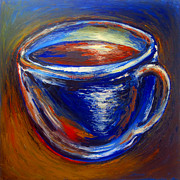 Art By Frederick Luff Framed Prints - Just A Cup Framed Print by Frederick Luff  GALLERY
