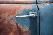 Old Trucks Photos - Just a Little Wax by Rich Franco