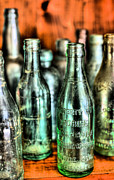Mobile Framed Prints - Just Bottles  Framed Print by JC Findley