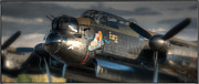 Lancaster Bomber Prints - Just Jane Print by Jason Green