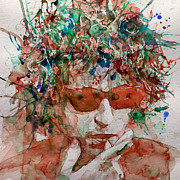 Bob Dylan Art - Just Like A Women by Paul Lovering