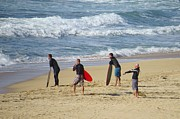 Surf Lifestyle Photos - Just Looking by Scott Cameron
