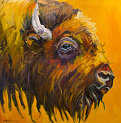 Diane Whitehead - Just Sayin Bison