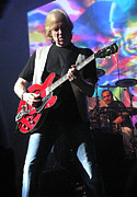 Melinda Saminski Metal Prints - Justin Hayward of the Moody Blues Metal Print by Melinda Saminski