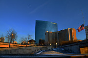 Indianapolis Art - JW Marriott On The Canal Indianapolis by David Haskett