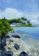 Stacy Vosberg - Kaaawa Beach