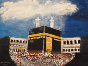 Pity Prints - Kabah Mekka Print by Harry Pity