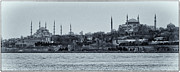 Constantinople Art - Kadikoy Cruise by Joan Carroll