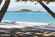 Stacy Vosberg - Kailua Beach Shadows