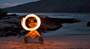 Kirk Shorte - Kainoa Fire Knife dancer