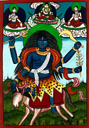 Kal Ratri Print by Ashok Kumar
