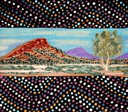 Aboriginal Art Paintings - Kaltakutjara by Bob Karpa