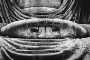 Thumbs Framed Prints - Kamakura Buddha V - Daibutsu Framed Print by Dean Harte