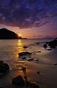 Dawn-dusk Framed Prints - Kameshima Sunrise II Framed Print by Aaron S Bedell