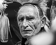 Pow Wow Metal Prints - Kamloopa Pow Wow 61 Metal Print by Peter Olsen