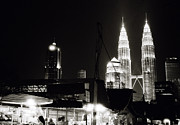 Brave New World Prints - Kampung Baru Print by Shaun Higson