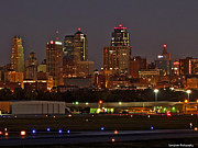 Lamyl Hammoudi - Kansas city by night